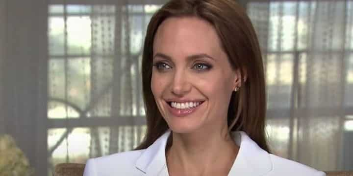 Angelina Jolie can't believe she's playing a heroine in Eternity!