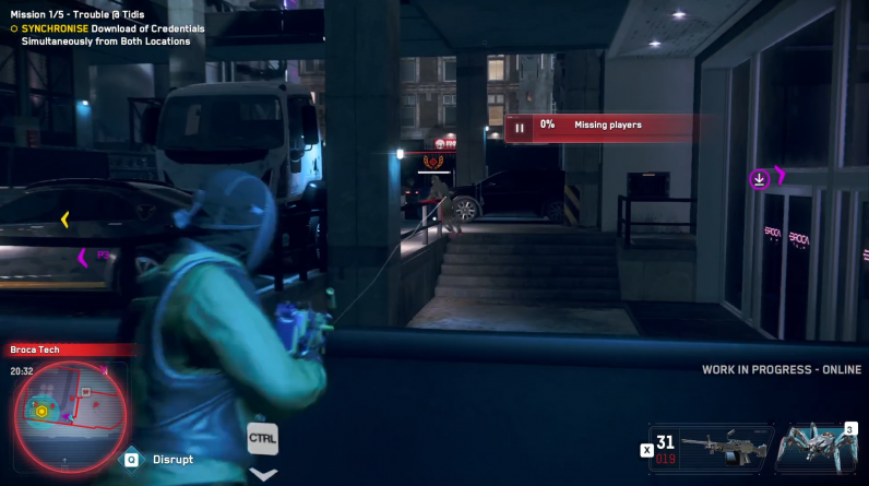 Call from London - Try the online mode preview of Watch Dogs: Legion of Liberty-Cameractor-Watch Dogs: Legion
