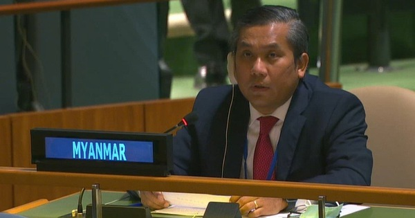 Myanmar ambassador to UN fired ... 'treason'