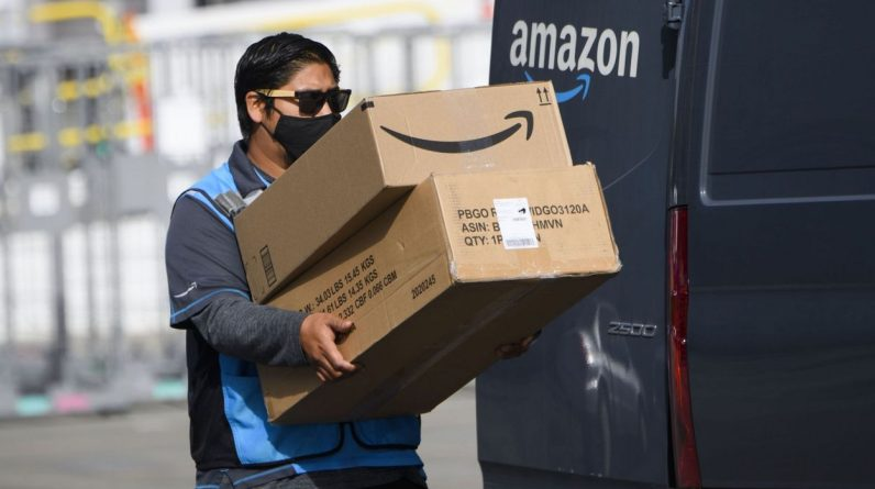 Amazon installs surveillance cameras on delivery vehicles, angry associations