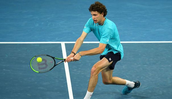 Australian Open: It happened very close to Humbert ...