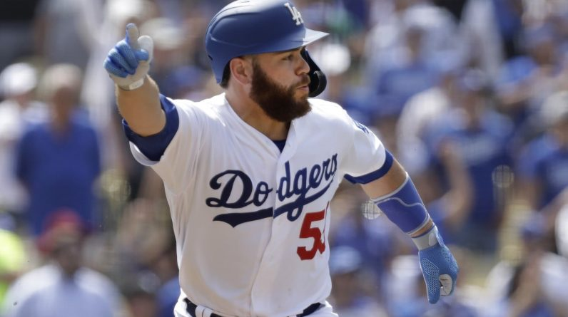 Brief MLP: Russell Martin Celebrates His 38th Birthday    Zeus trades Derek Fisher for the Brewers