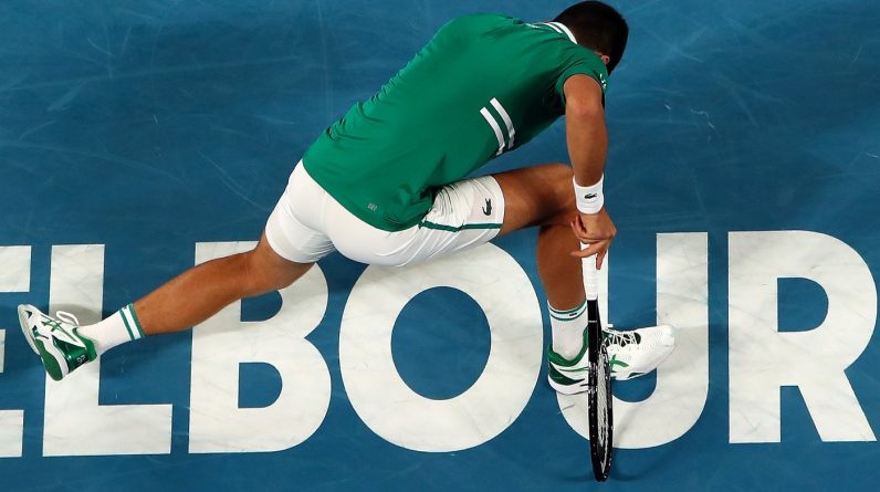 Djokovic avoids another exit from the road