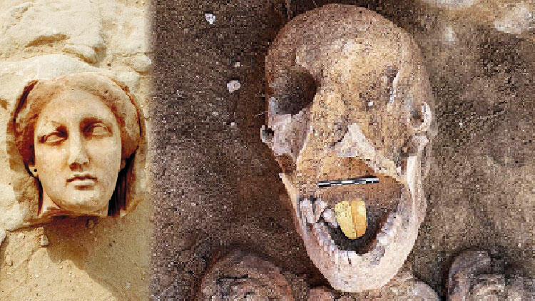 Egyptian Golden Tongue Mummy - Latest News