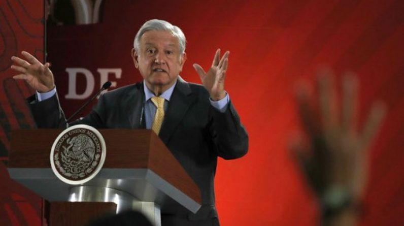 HISTORICAL END: The Mexican president praised Biden's decision on the wall