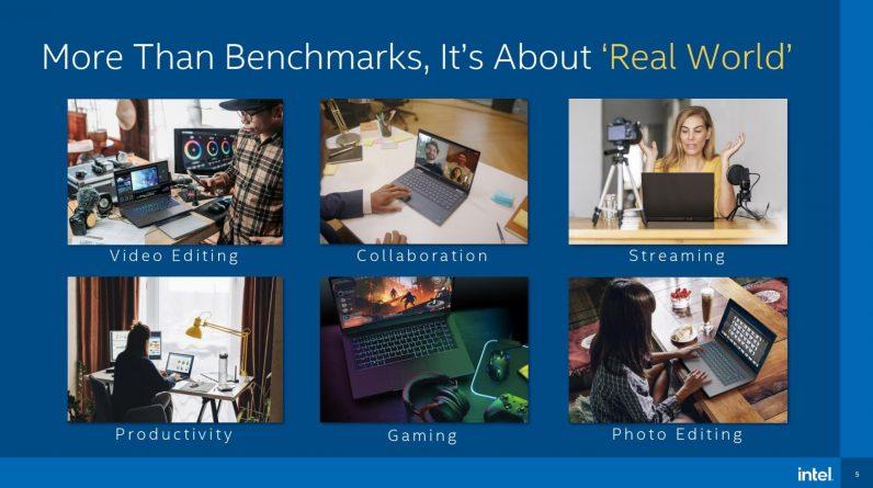 Intel оает о схосходстве Core i7-1165G7 дад Apple M1 / Новости / Overclockers.ua