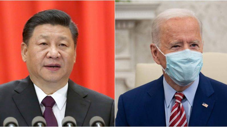 """Joe Biden et Xi Jinping se jaugent lors d'un échange marathon : """"Si on ne fait rien, ils vont nous écraser"""""""