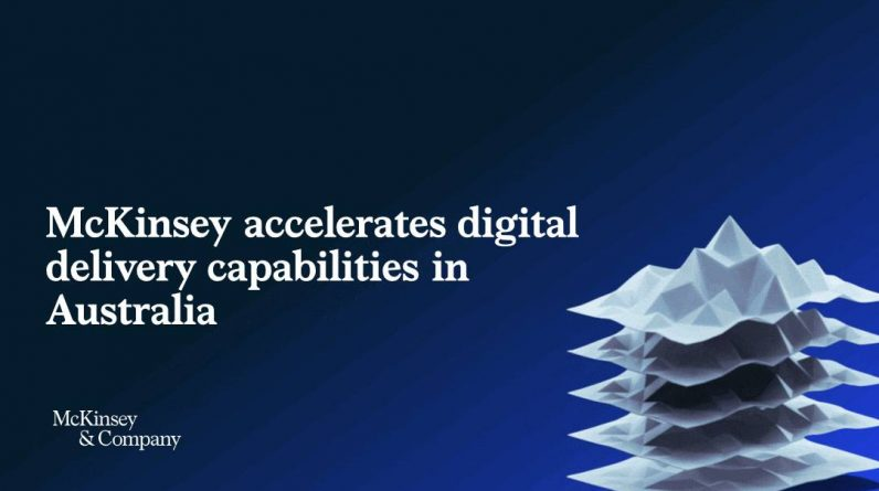 McKinsey buys two digital agencies