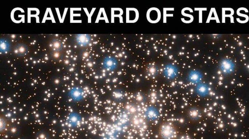 NASA's Hubble Telescope focuses on the small black hole