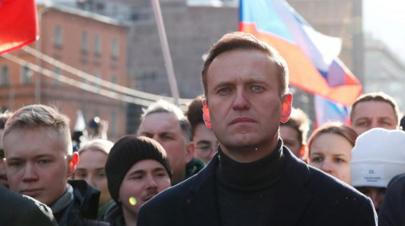 Navalny's imprisonment - Opposition Navalny - World News - Union splits