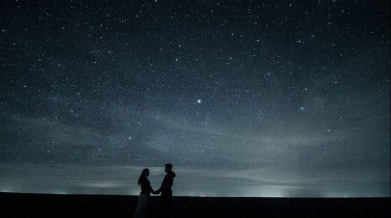 Naktinis dangus