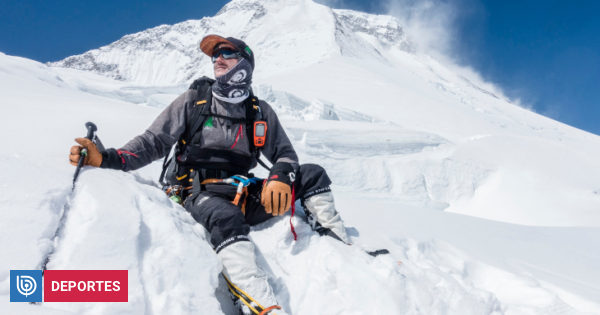 Strong winds and extreme cold force to stop the search for Juan Pablo Mohr |  Sports