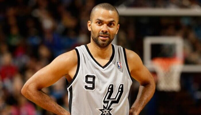 The current star with a dreamy memory of Tony Parker