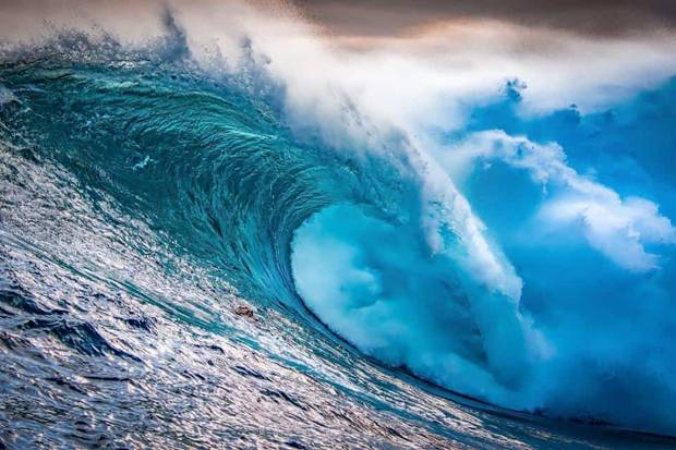 UN scientists miscalculate, believe seawater is rising fast ...