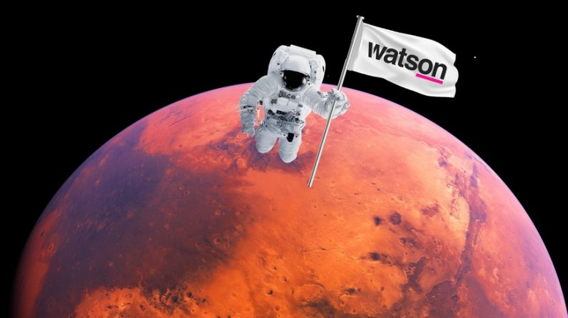 Will you be the first person on Mars?  Prove it in this quiz!