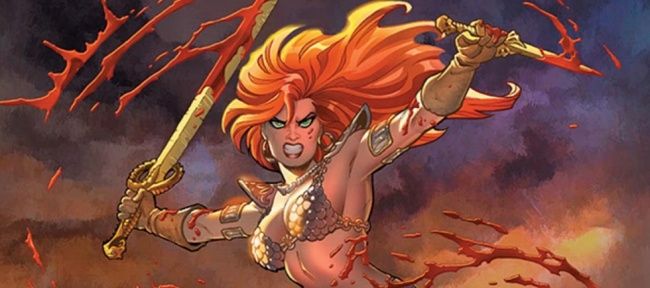 'Red Sonja' Screenwriter - L Seventh Art