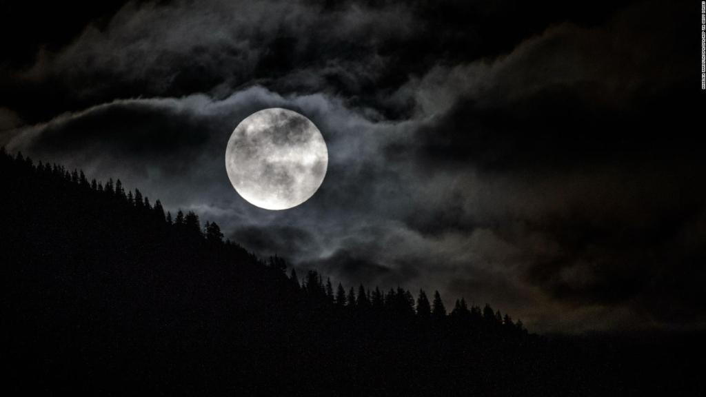 They study the impact of the moon on sleep