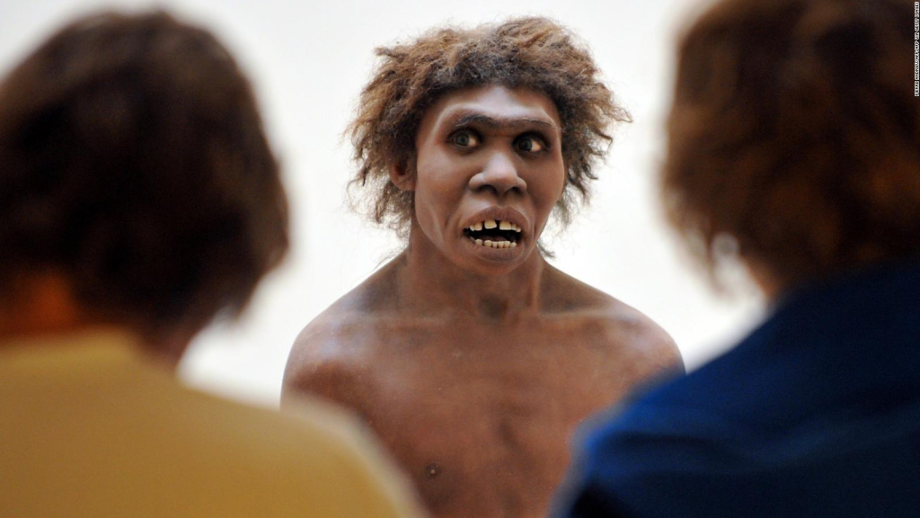 Destruction by Neanderthals: A Possible Explanation of Mystery