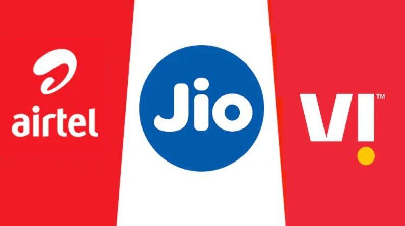 Jio, Airtel आणि Vi चे बेस्ट प्रीपेड प्लॅन्स, वारंवार रिचार्ज करण्यापासून सुट्टी