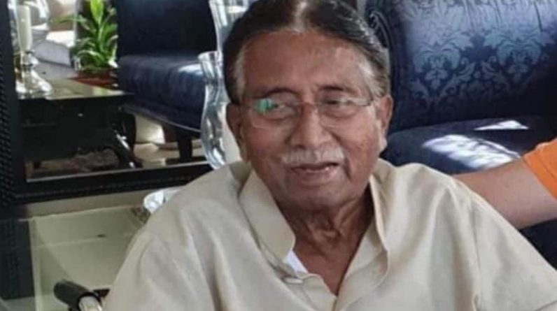 Pervez Musharraf Home Photo: Former President of Pakistan Pervez Musharraf angry over ill health