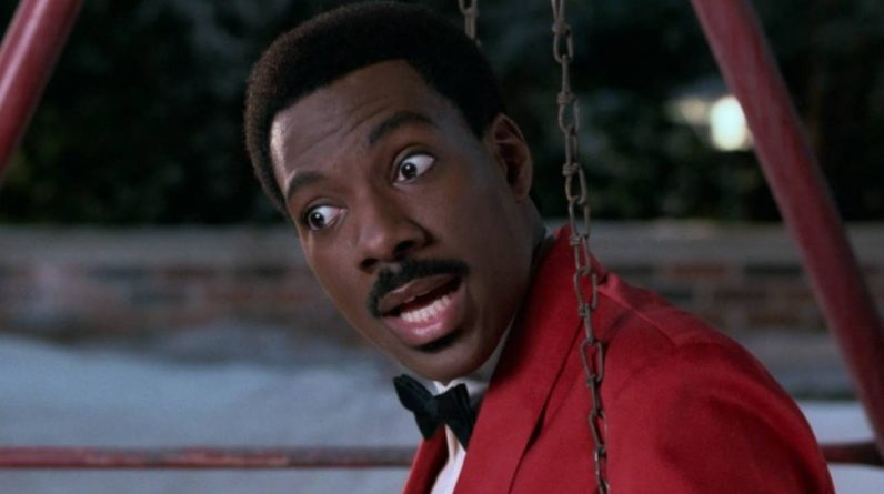 A Prince in New York: Eddie Murphy had to add a white character