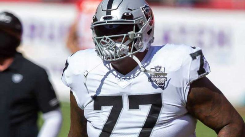 Trent Brown fires on patriots |  Touchdown Act (NFL Act)