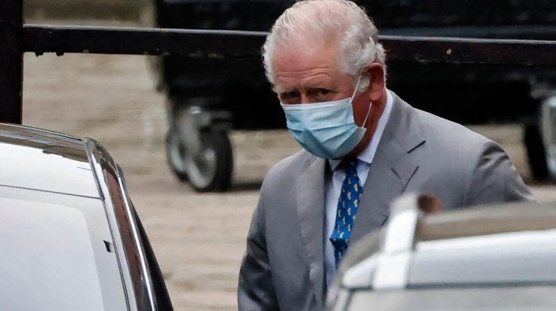 Prince Philip was transferred to another London hospital