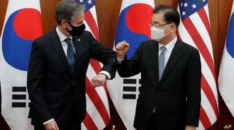 Biden opens doors to China at bilateral meeting in Alaska