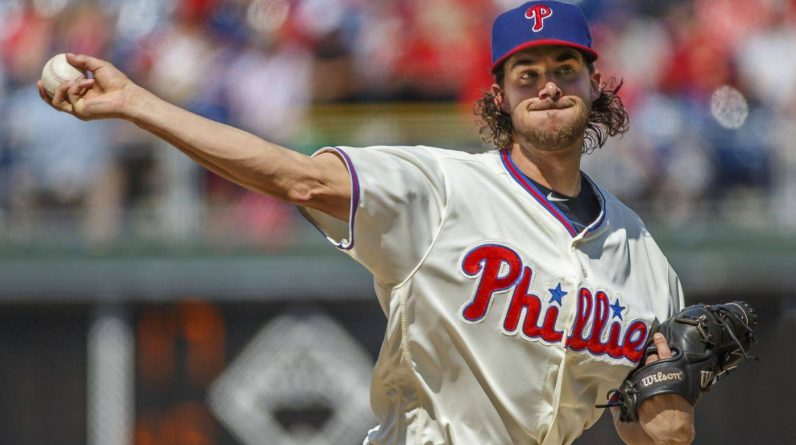 MLB at a Glance: Aaron Nola |  Albert Pujols day by day