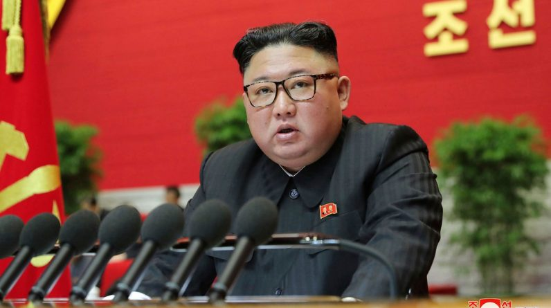 White House officials say North Korea tested 1st missile during Biden's administration  The world