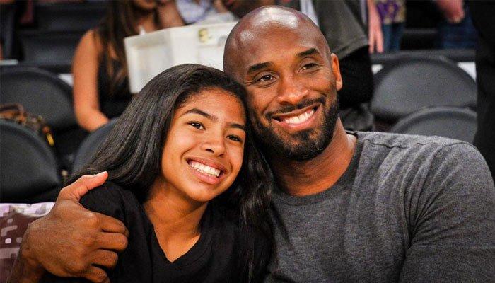 Kobe Bryant et sa fille Gianna Gigi NBA
