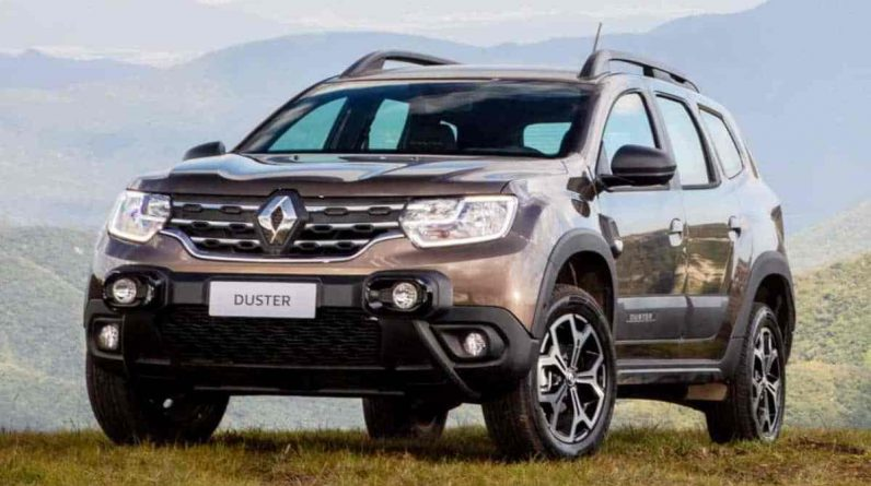 Renault Duster Turbo Born in Latin America!