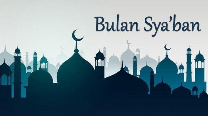 Ilustrasi Bulan Syaban 1442 H.