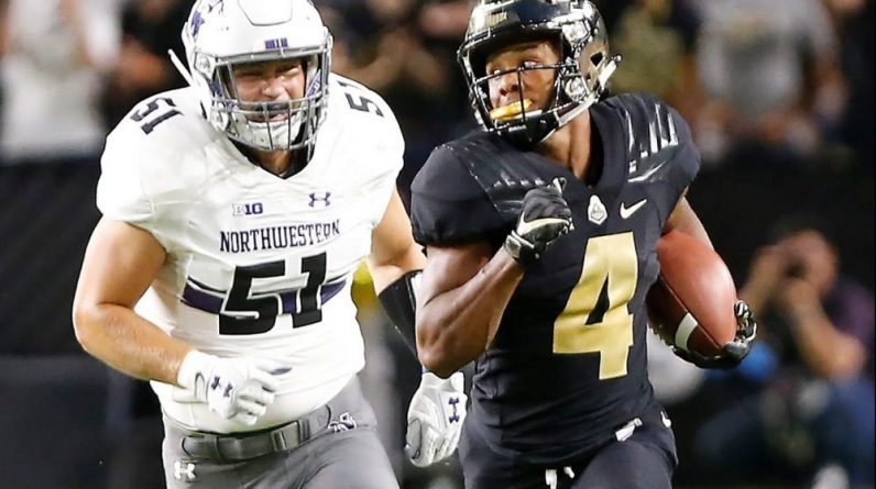[Fiches Draft] Rondale Moore (WR), Swiss Army Knife |  Touchdown Act (NFL Act)