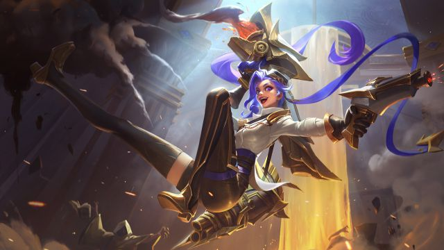 LoL: wild split;  When beta is released in Latin America and North America