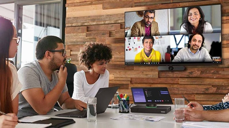 Lenovo ThinkSmart Hub and ThinkSmart Vision - Collaboration