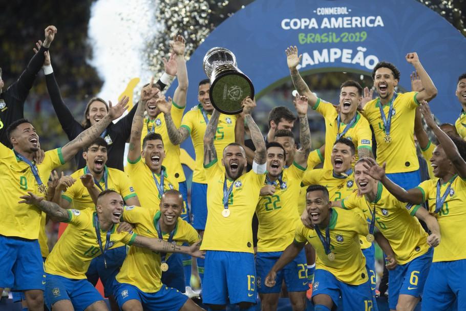 Brazil team champion in 2019