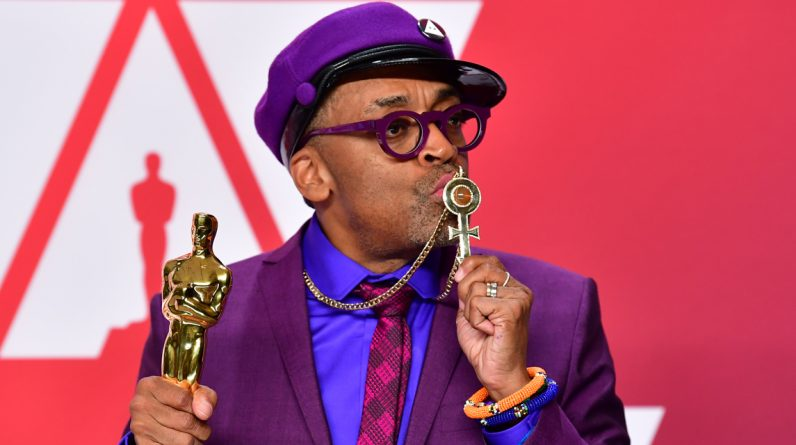 African-American director Spike Lee is chairing the 2021 Cannes Film Festival jury