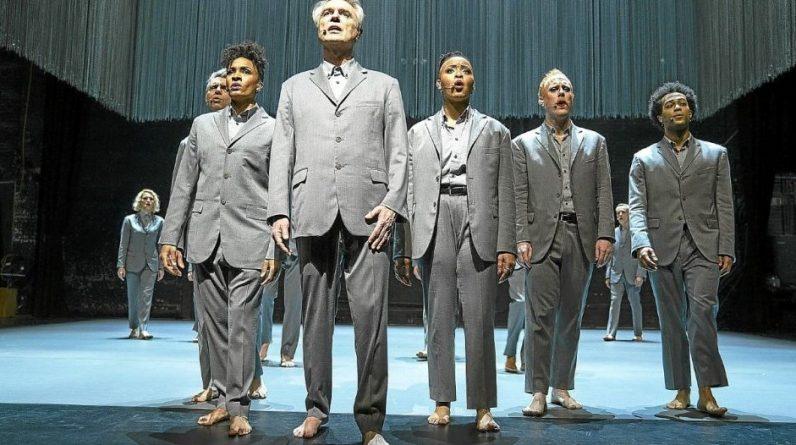American Utopia: David Byrne sings his America - Cinema