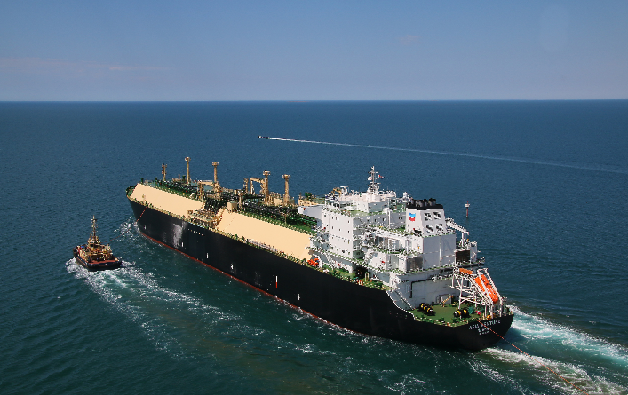 An oil tanker is being attacked for the first time in the United States to wash greens