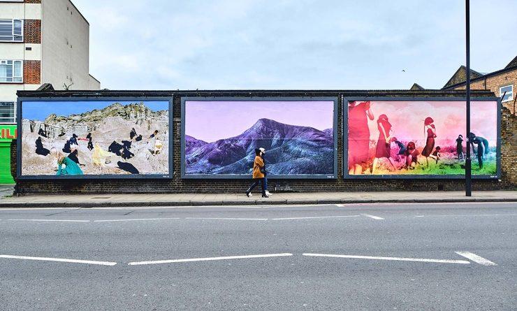 art rues royaume uni