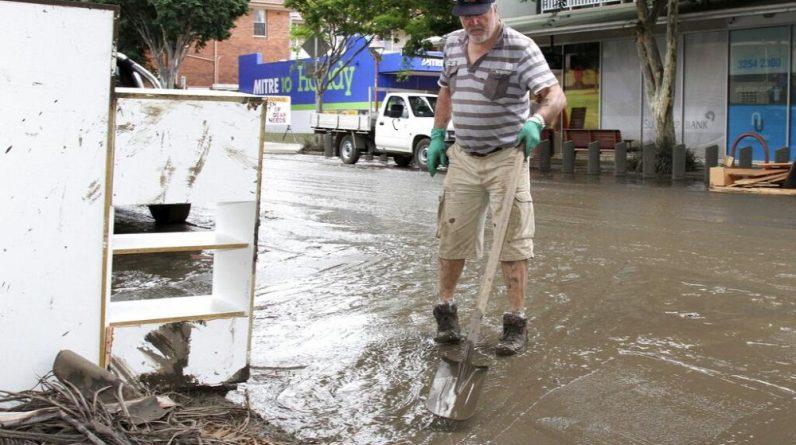 Australia: Disaster floods