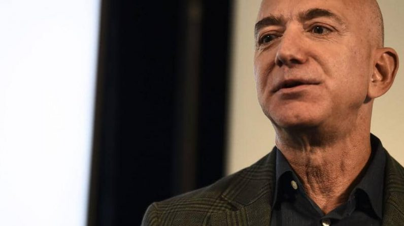 "Bezos was ""invited"" to explain himself in the US Senate about Amazon's ""anti-union campaign."""