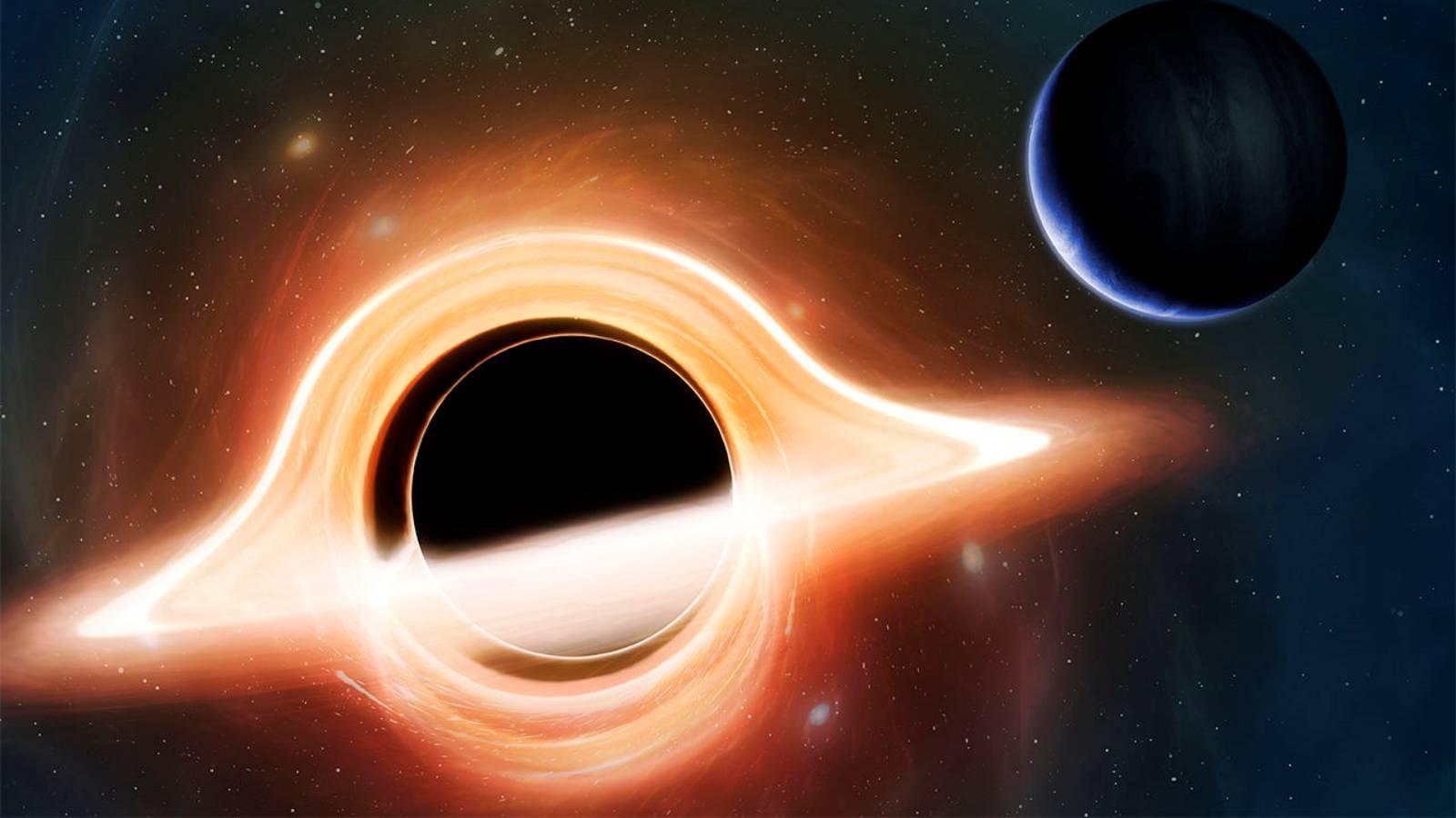 Black hole throwing