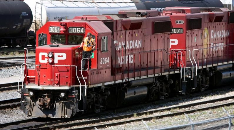 Canada Pacific buys a large American company