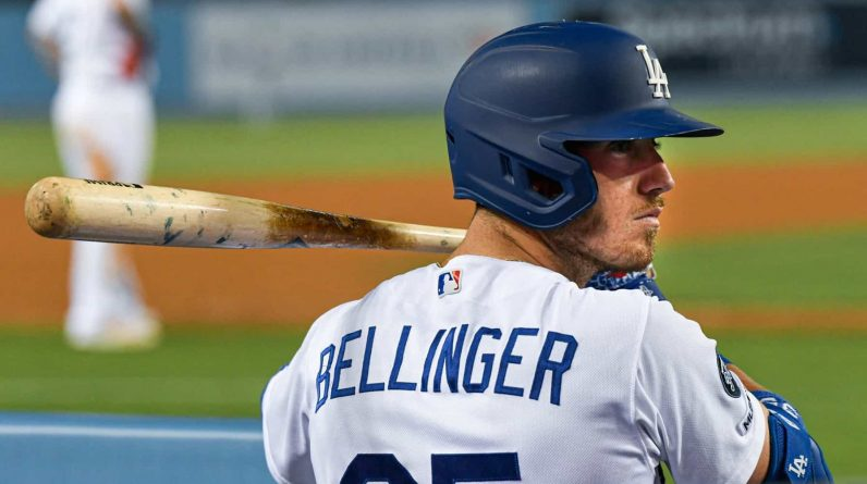 Cody Bellinger changed his batting position
