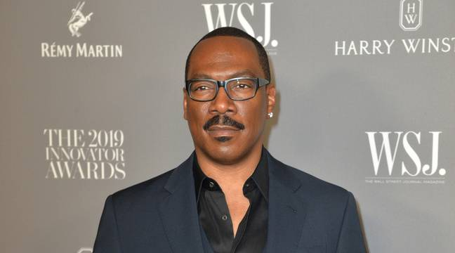 Eddie Murphy has never had a problem in Hollywood because of his skin color