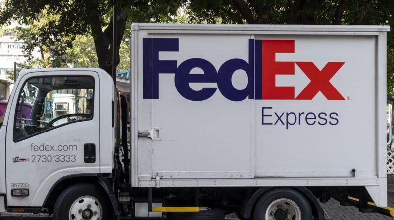 En janvier2021, le spécialiste américain de livraisons de colis a annoncé son intention de supprimer entre 5.500 et 6.300 emplois en Europe.