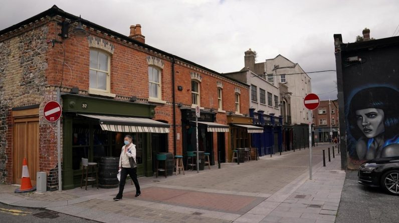 Financial institutions move from London to Dublin