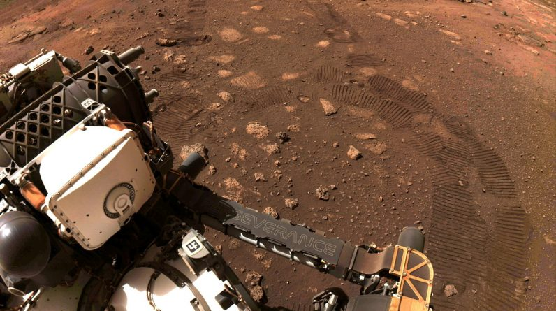 For the first time, NASA is transmitting the sound of laser attacks on Mars rocks